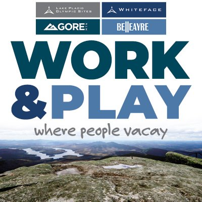 Work and Play Where People Vacay