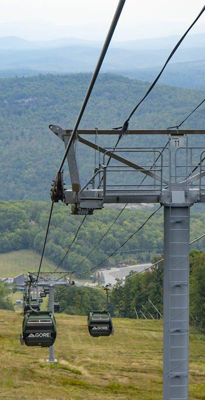 Early Fall Scenic Skyride