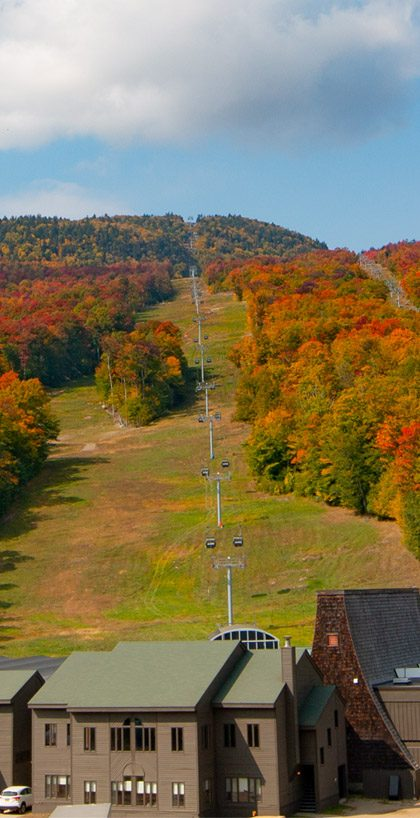 Gore Mountain Fall Scenic